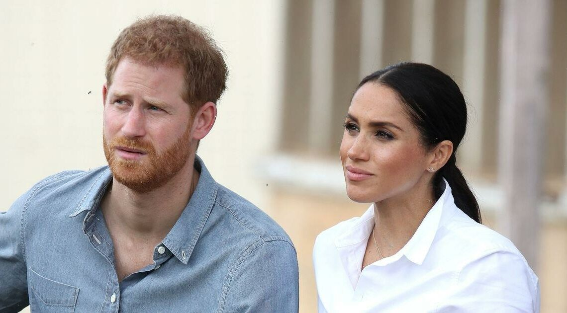 Royals had 'several conversations' on Archie's skin colour, Meghan and Harry's pal says