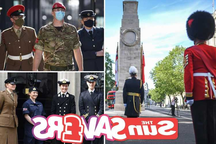 Salute our servicemen with deals to celebrate Armed Forces Day