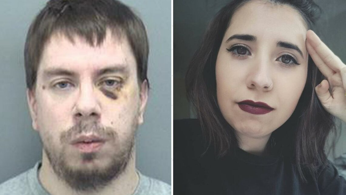 Schizophrenic Travelodge guest, 27, who battered receptionist to death had been released from jail two months before