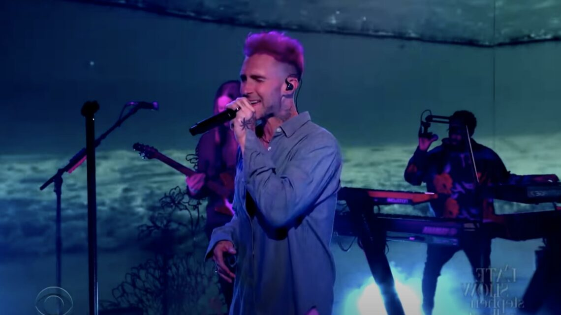 See Maroon 5 Bring 'Lost' on 'Late Show'