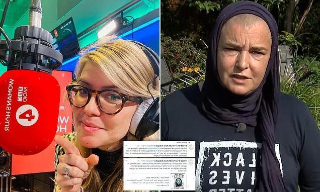 Sinead O'Connor BOYCOTTS BBC Woman's Hour