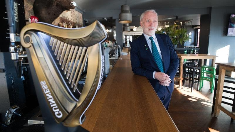 Slainte! Celtic Club buys an Irish pub – but it may not be home for long