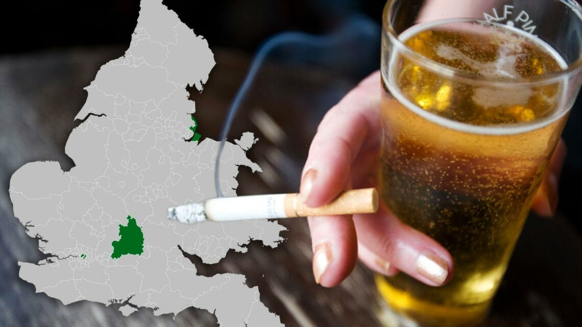 Smoking ban: Where else in England is set to be 'smoke-free' by 2030?
