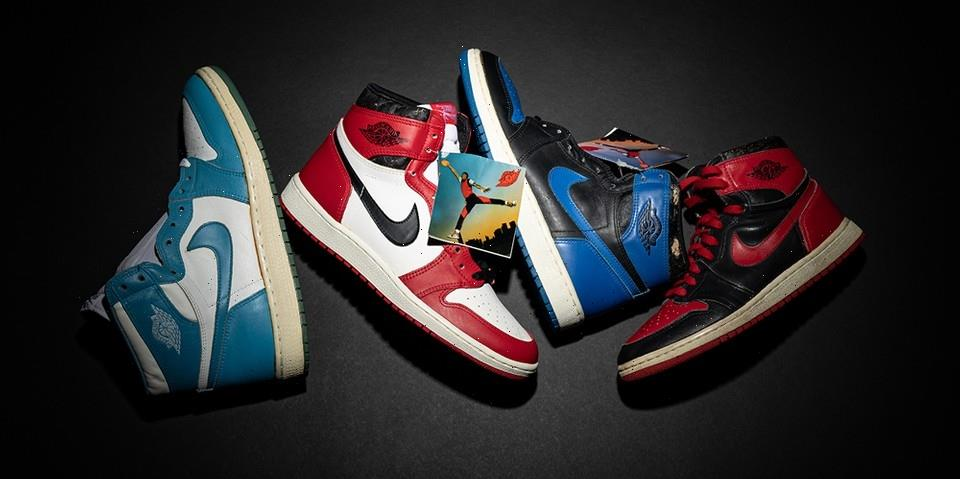 Stadium Goods and Christie's Reunite for Largest Sneaker Auction
