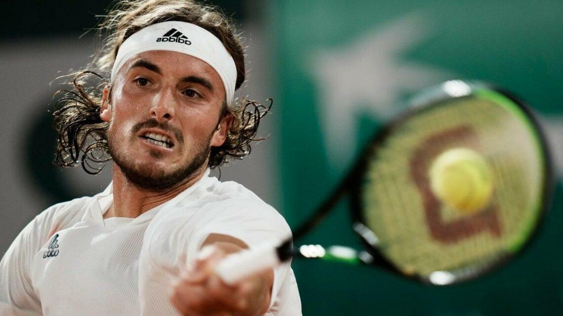 Stefanos Tsitsipas edges through to last four at French Open