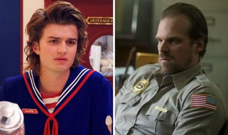Stranger Things 4: Fans fear major character death after Hawkins cemetery filming update