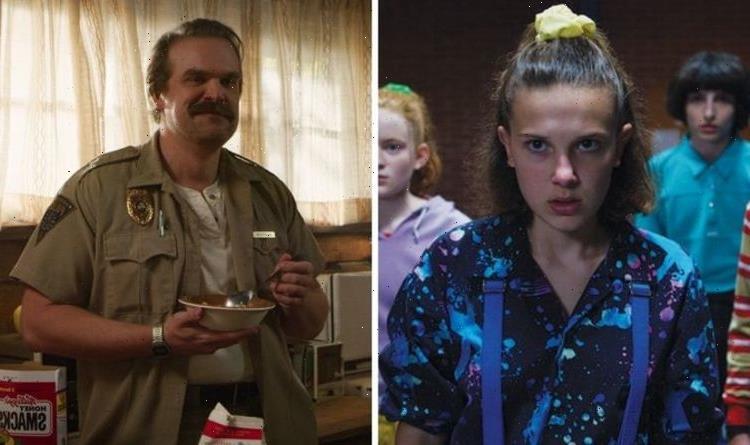 Stranger Things season four: Jim Hopper star hints conclusion of Netflix drama