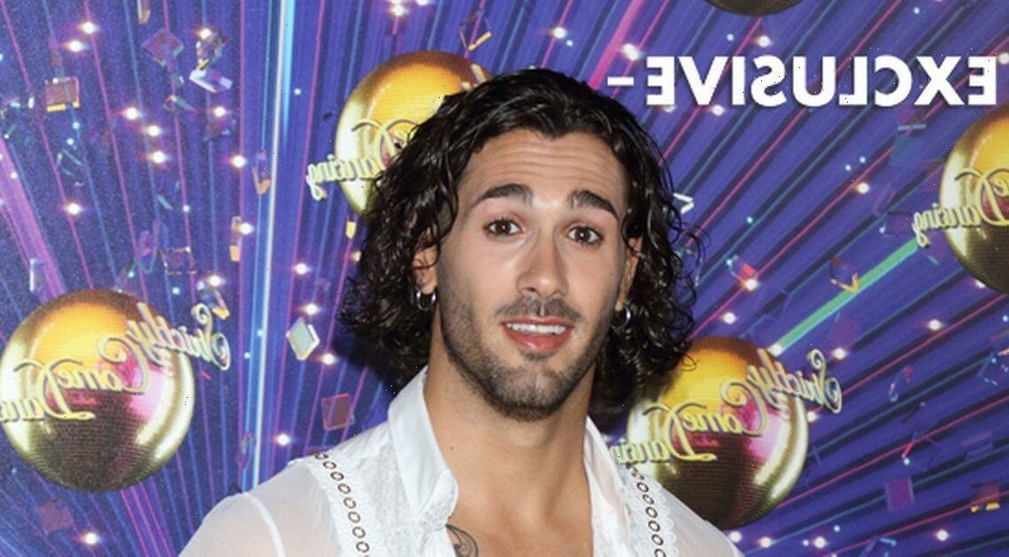 Strictly Come Dancing pro Graziano Di Prima 'fell off his chair' when producers asked him to join show
