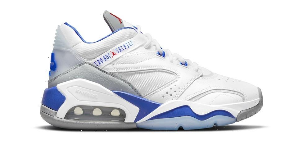 """Take an Official Look at the Jordan Point Lane """"True Blue"""""""