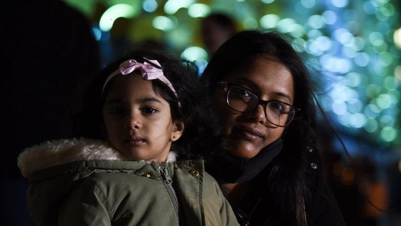 Tamil mum's 12 treacherous days at sea in search of a safe haven