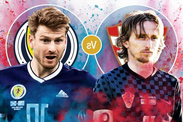 Team news, injury updates, latest odds for Croatia vs Scotland as nations battle to qualify from Group D