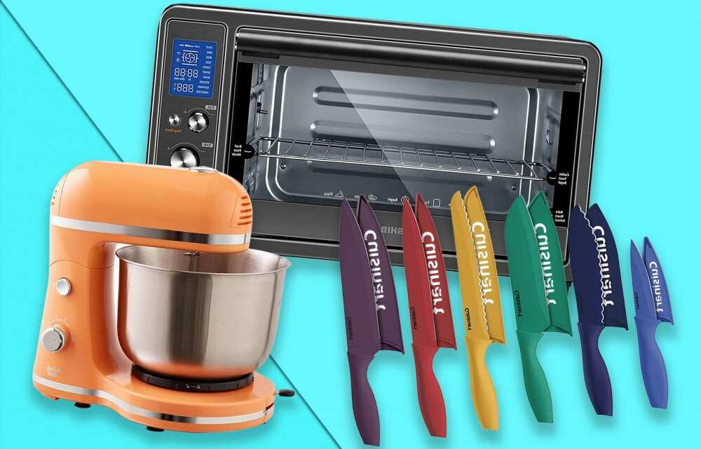 The 20 best Prime Day kitchen deals: Air Fryers, Instant Pots and more