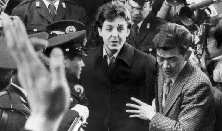 The Beatles: Paul McCartney was arrested and went to Japanese prison after drug charge