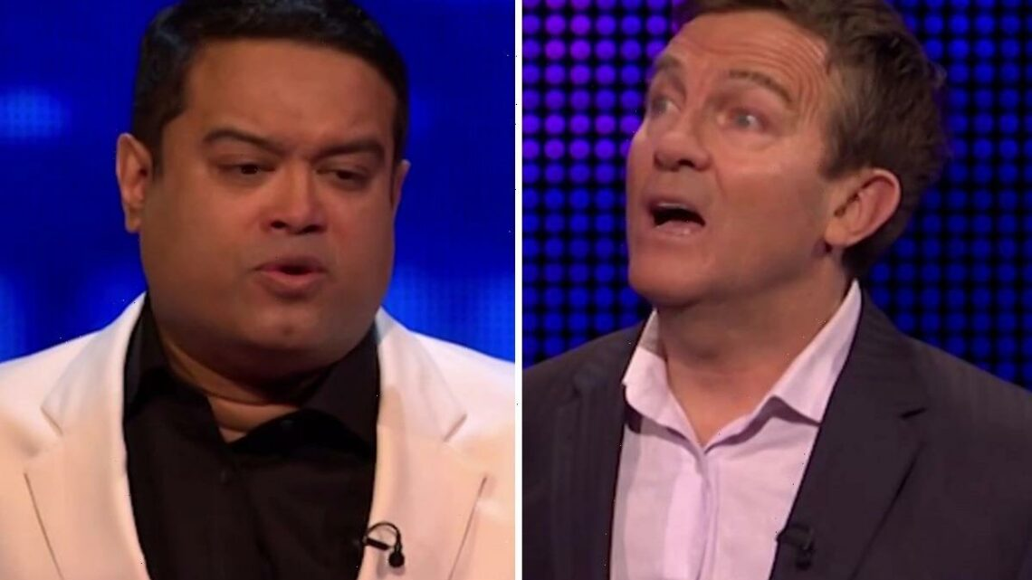 The Chase's Paul Sinha shocks viewers with singing voice as he belts out Kate Bush song