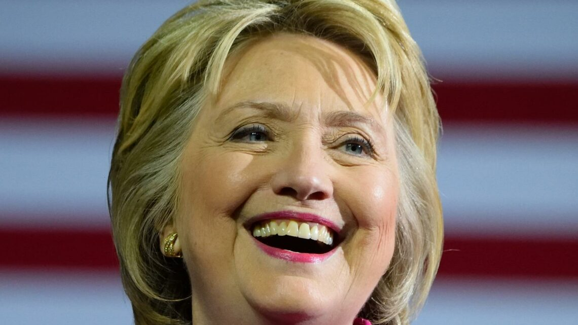 The Real Reason Hillary Clinton Sometimes Uses Her Maiden Name