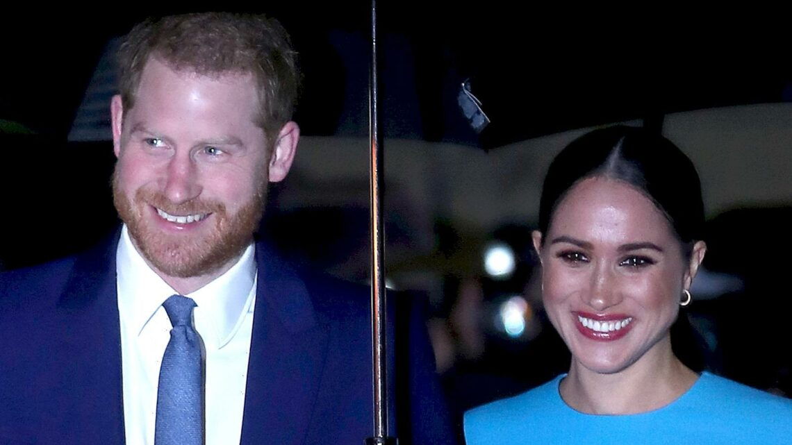 The Trailer For Meghan And Harry's Lifetime Movie Has The Internet In Stitches