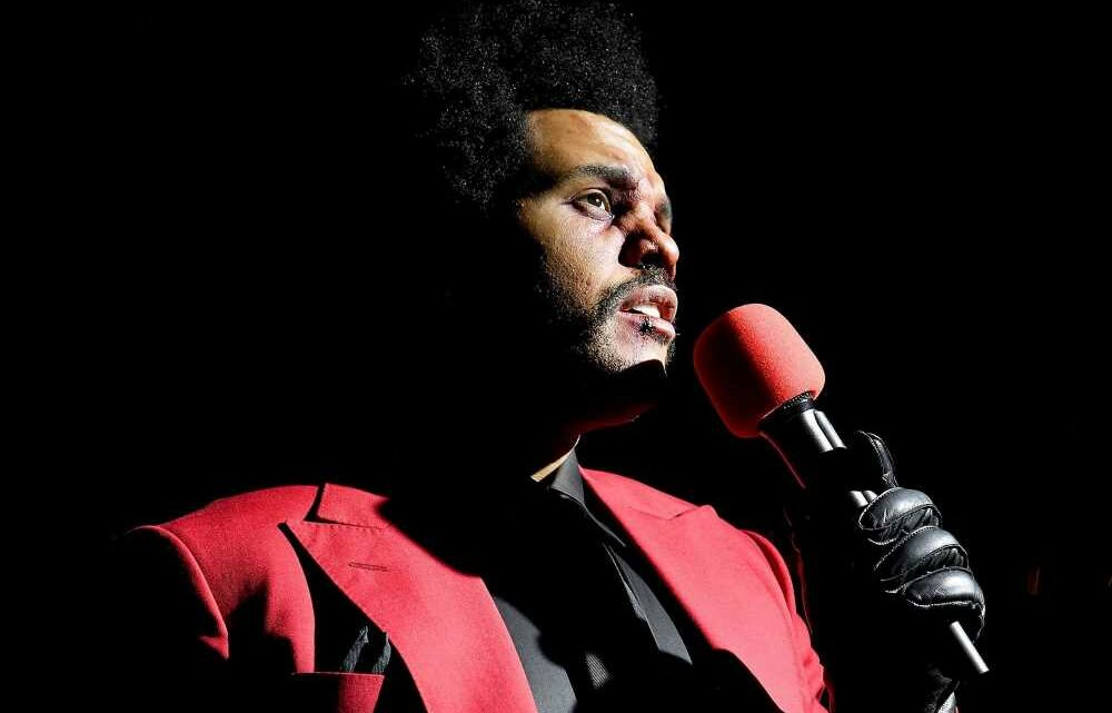 The Weeknd to Develop and Star in HBO Series 'The Idol'