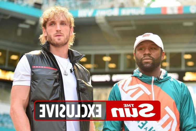 The inside story of Floyd Mayweather's fight with Logan Paul as boxing icon initially 'didn't know much about' YouTuber