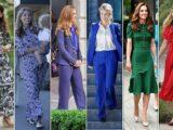 The new Mrs Boris Johnson makes her grand debut! Carrie's G7 wardrobe