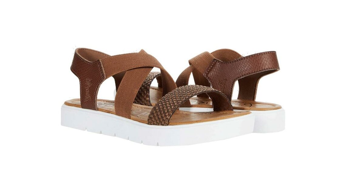 These Might Be the Most Stylish Orthopedic Sandals on Zappos