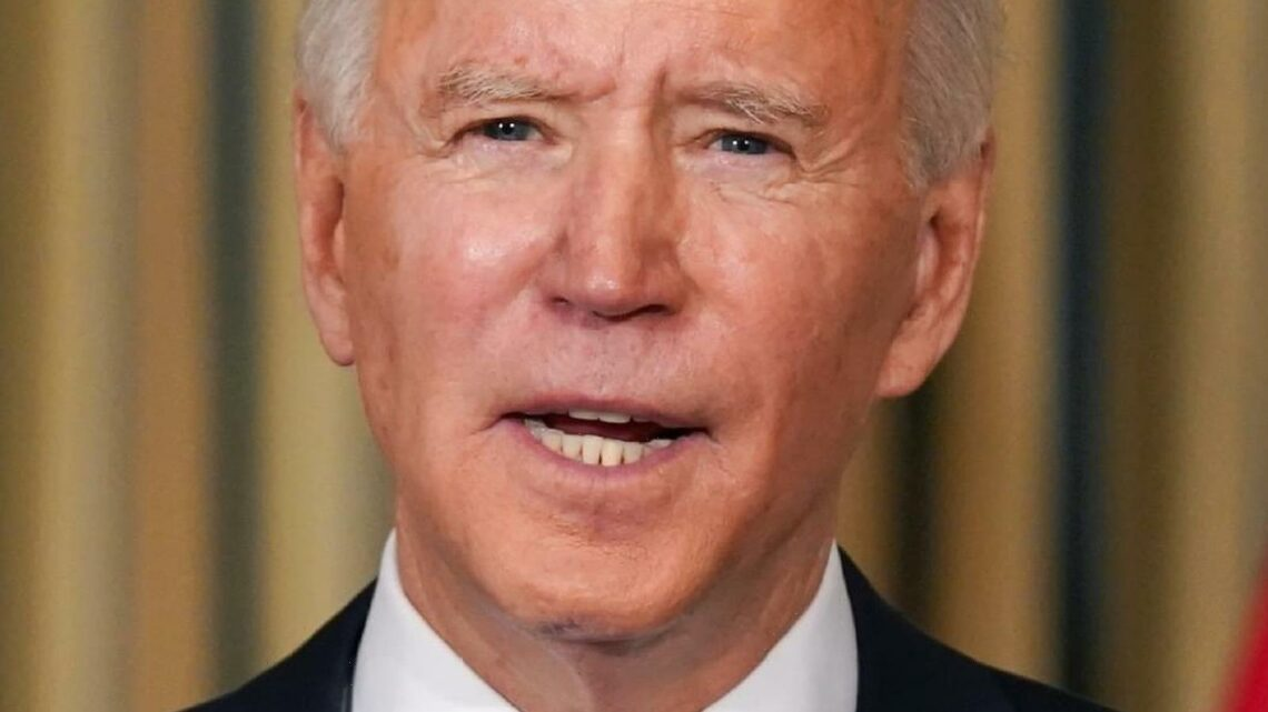 This Fox News Poll About President Biden Is Sparking Attention