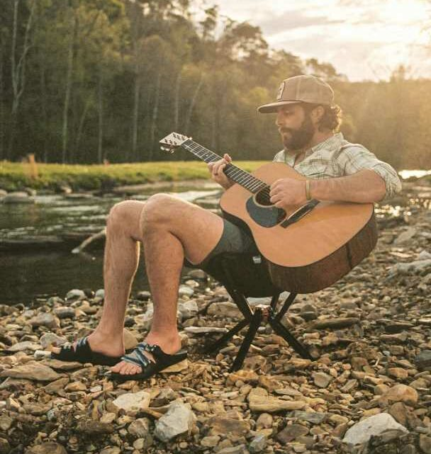 Thomas Rhett Reflects On His Love for the Outdoors, Family Time, and His Favorite Pair of Chaco Sandals