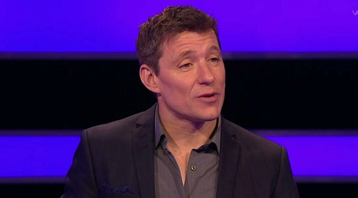 Tipping Point player begs for 'miracle' after Ben Shephard catches him stealing
