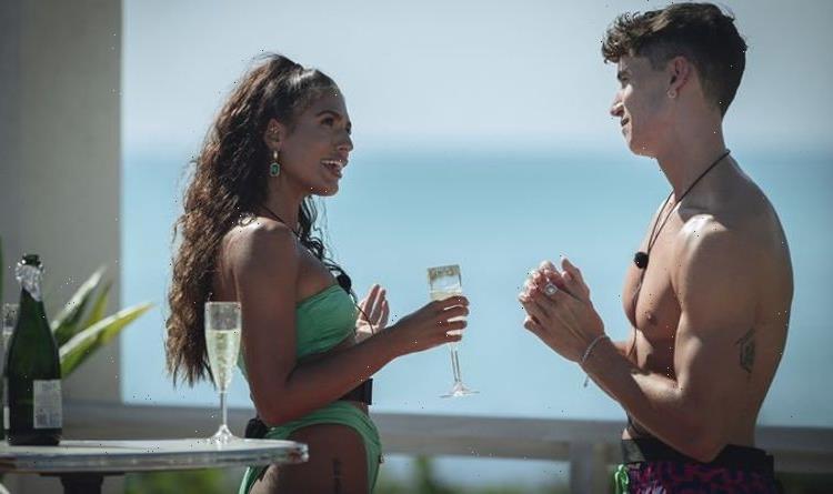 Too Hot To Handle season 2 bombshell could still see Cam 'jump ship'