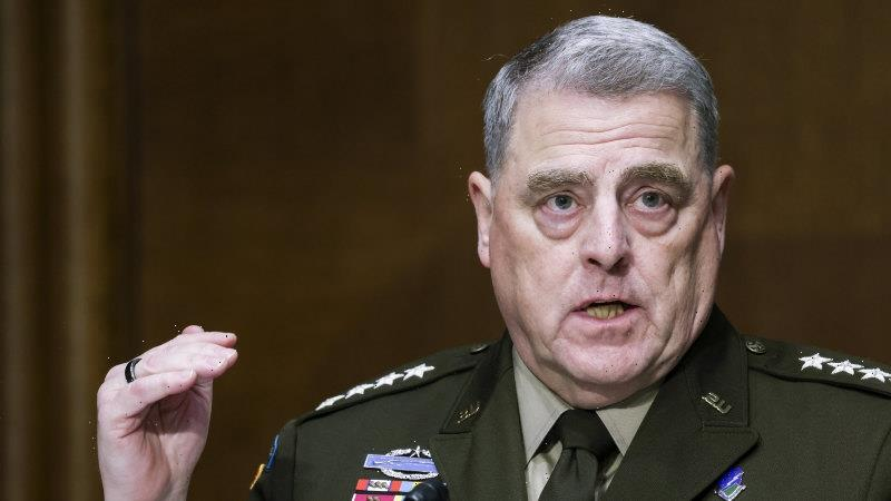 Top US military leader on critical race theory: 'I want to understand white rage. And I'm white.'