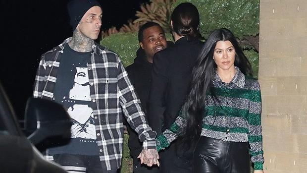 Travis Barker 'Likes' Shady Comment About Amelia Hamlin & Scott Disick's Age Difference