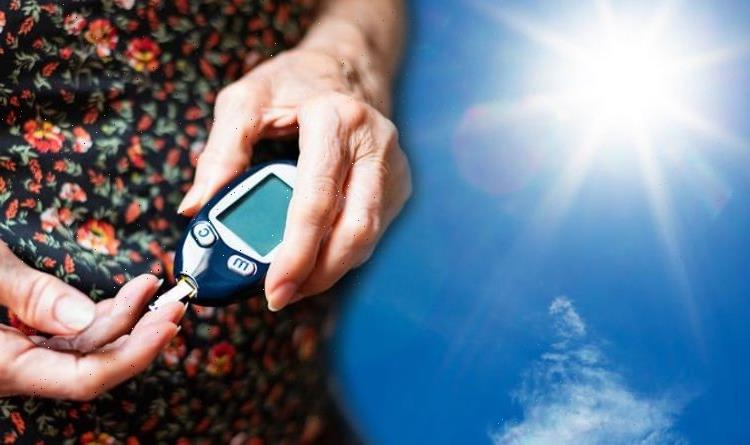 Type 2 diabetes: The surprising risk factor when in the sun raising blood sugar levels