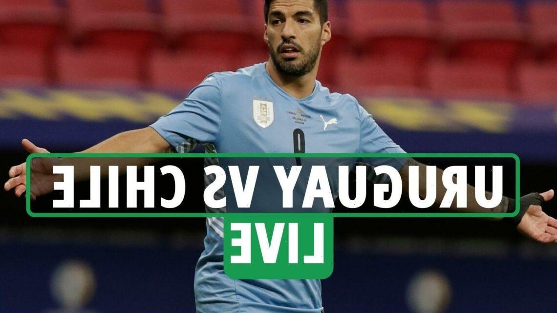 Uruguay vs Chile LIVE: Stream FREE, score, TV channel, team news CONFIRMED – Copa America latest updates