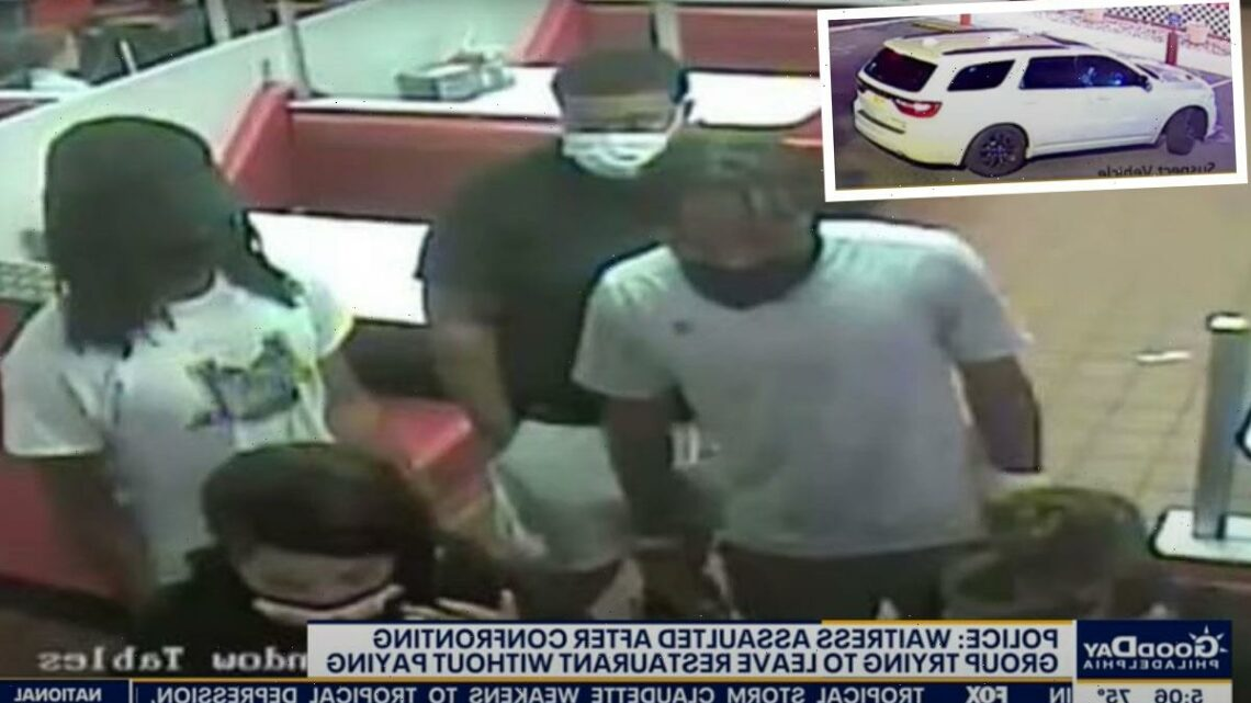 Waitress Abducted & Assaulted While Trying To Stop $70 Dine & Dash