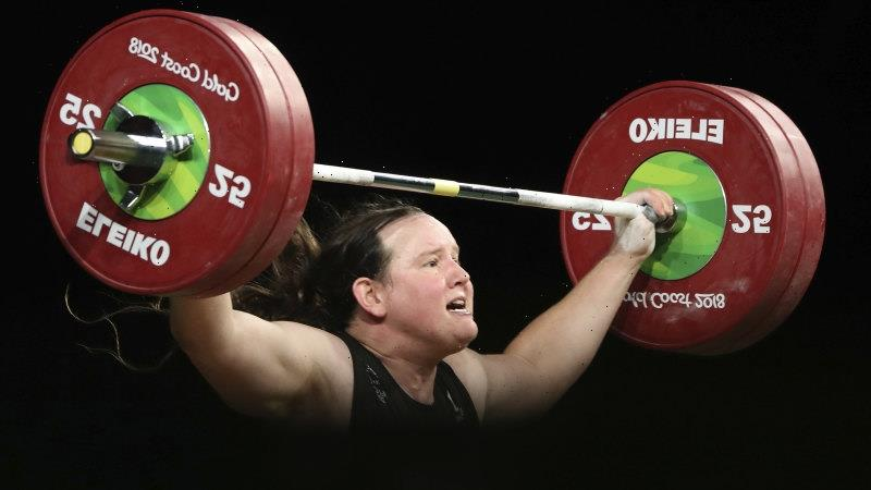 Weightlifter selected for Tokyo, will be first transgender athlete to compete at Olympics