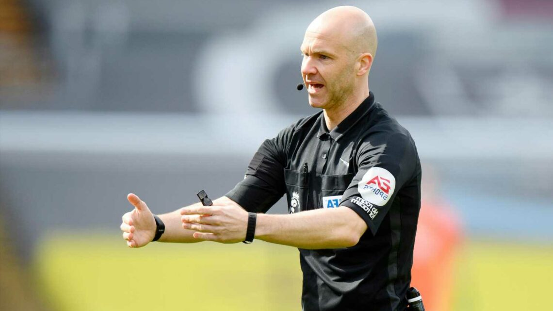 Who is Portugal vs Germany referee Anthony Taylor, and has he been to the Euros before? – The Sun