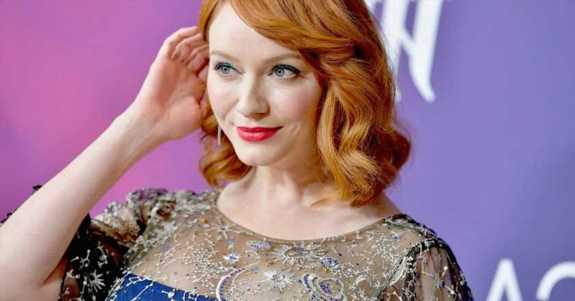 Why Christina Hendricks hated being asked about her bra during Mad Men