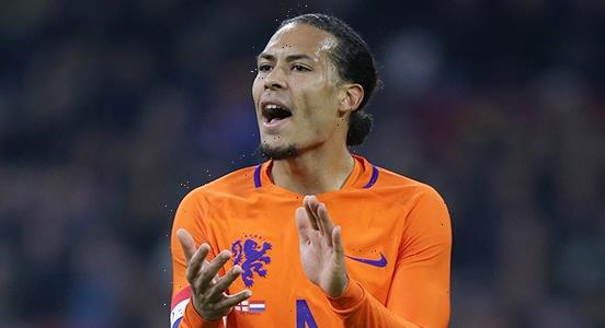Why isn't Virgil van Dijk playing for the Netherlands at Euro 2020?