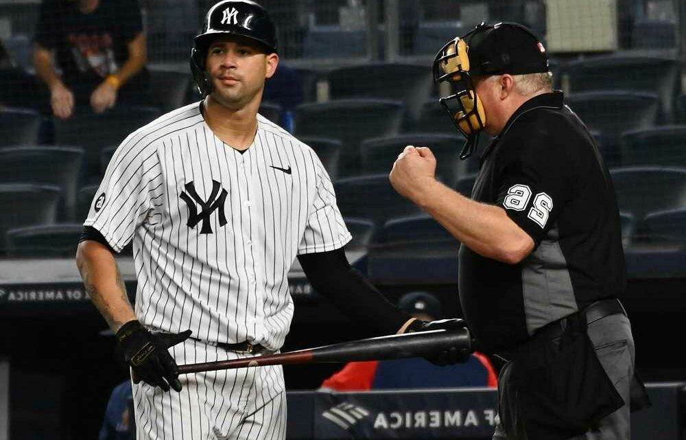 Yankees' Gary Sanchez puts progress in question with Red Sox dud