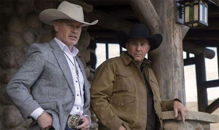 Yellowstone's Malcolm Beck star lands major new role away from Paramount drama