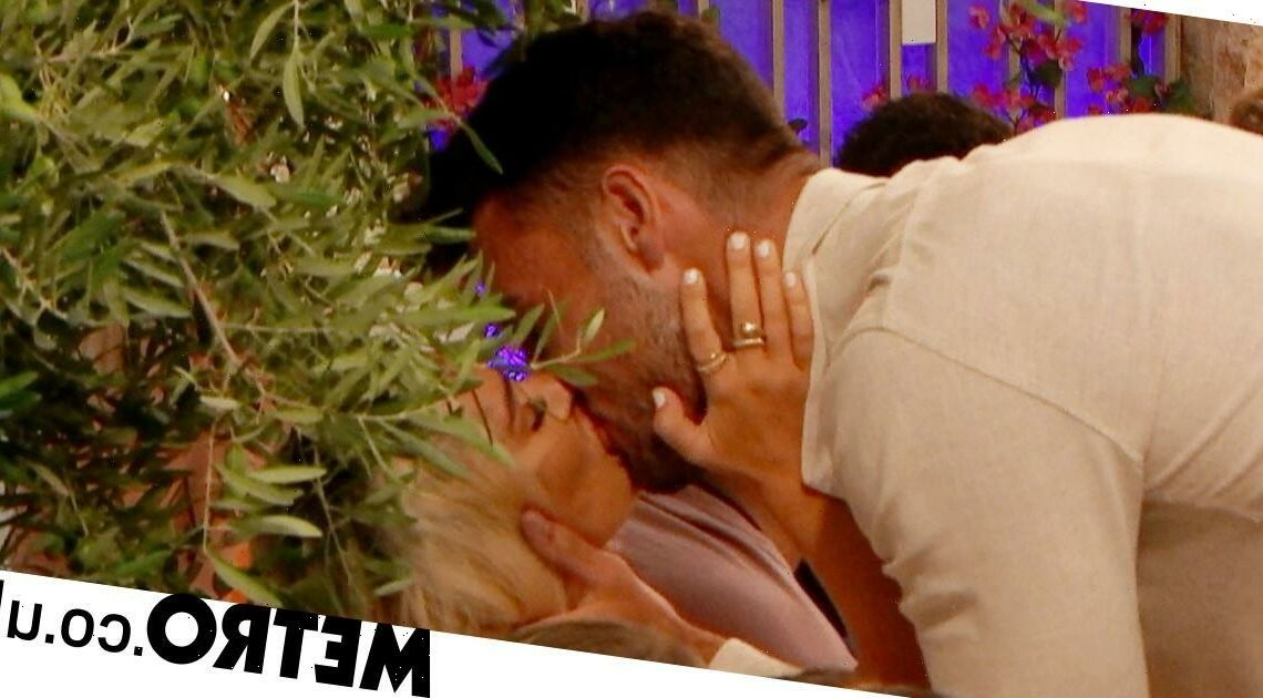 'I'm not in the villa': Love Island's Liam tempted by new girl Lillie