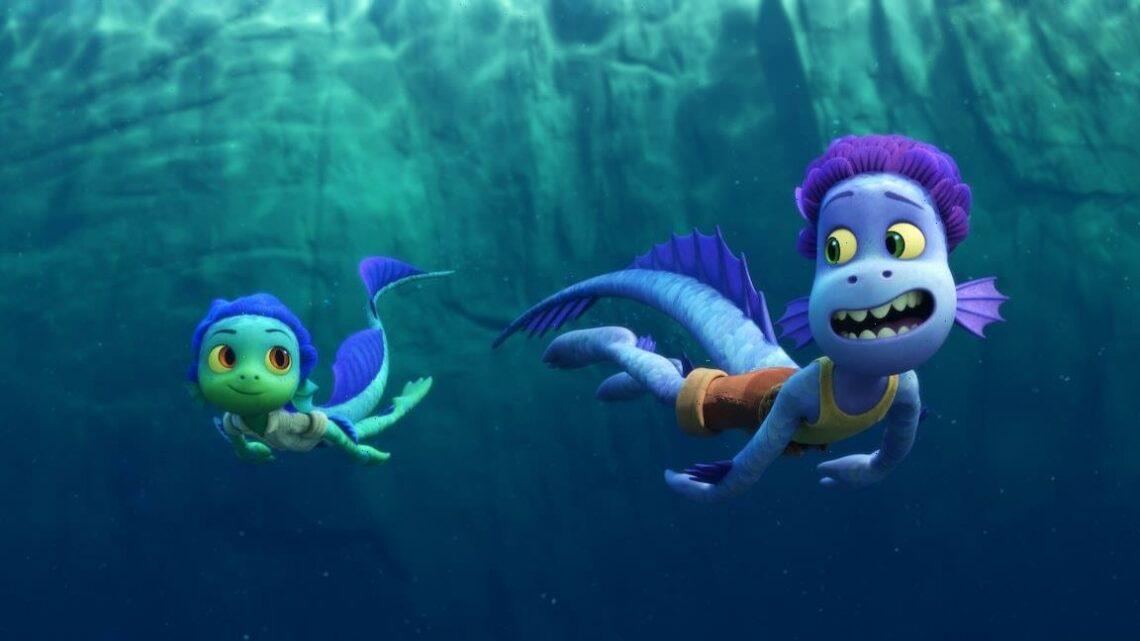 'Luca' Makes Big Splash as Most-Watched Streaming Movie in Nielsen's Weekly Rankings