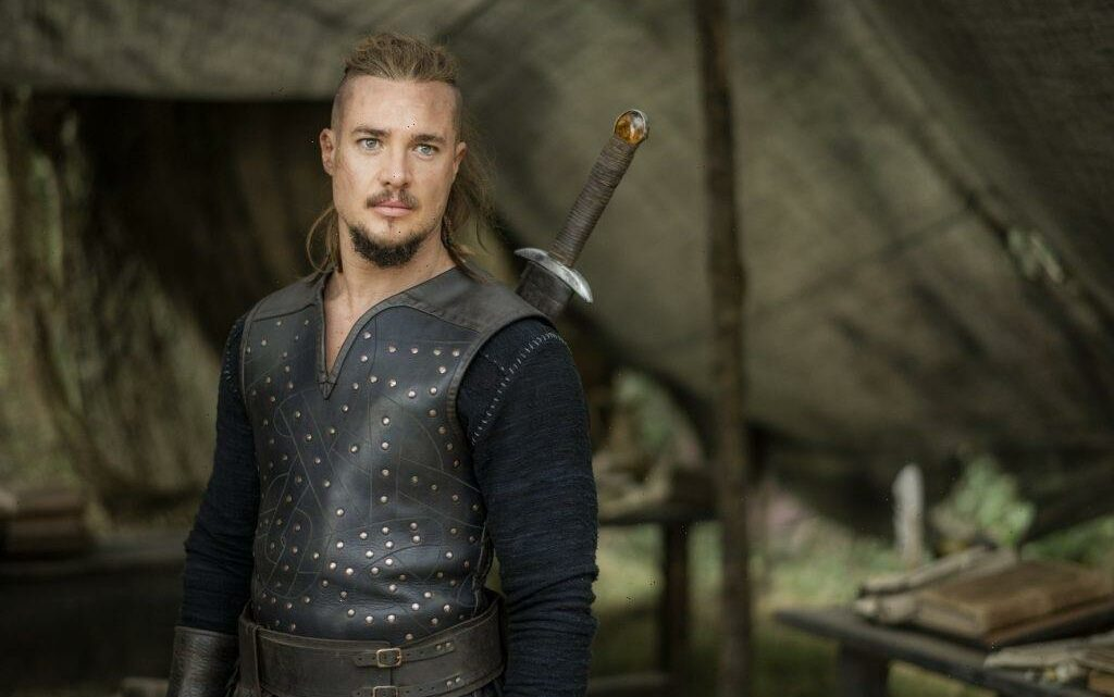 'The Last Kingdom': Get a Behind-the-Scenes Look at Alexander Dreymon and Director Jon East