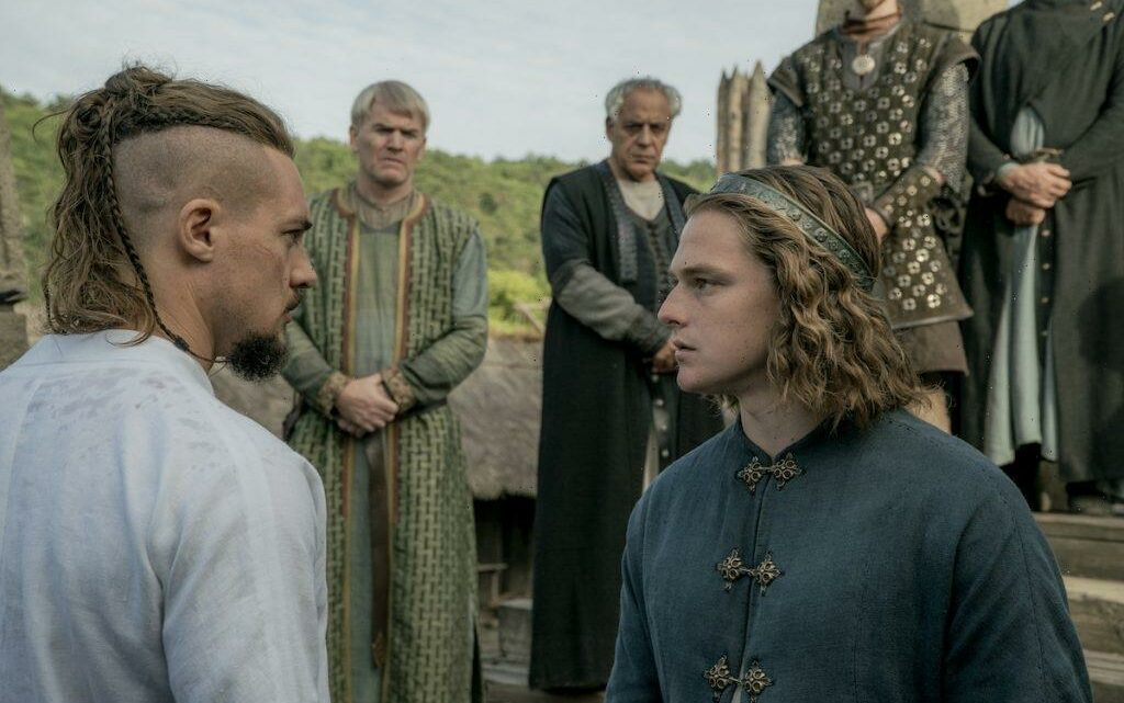 'The Last Kingdom': Get an Official Look at King Edward in Season 5