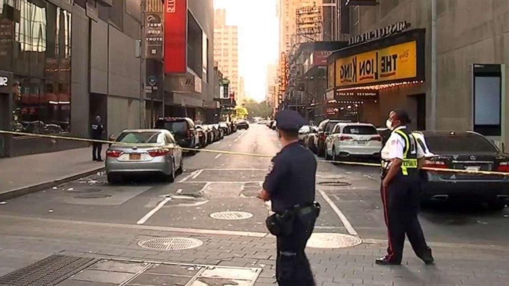16-year-old who allegedly shot Marine in Times Square surrenders to police