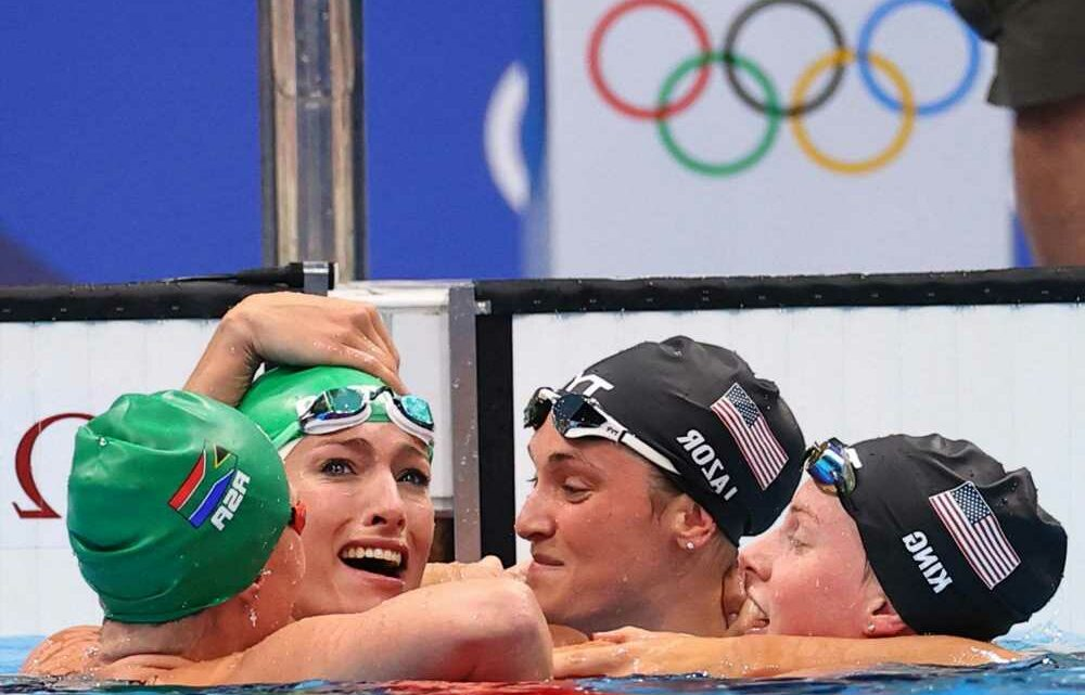 2020 Olympics: US swimmers Lilly King, Annie Lazor win silver, bronze in womens 200M breaststroke