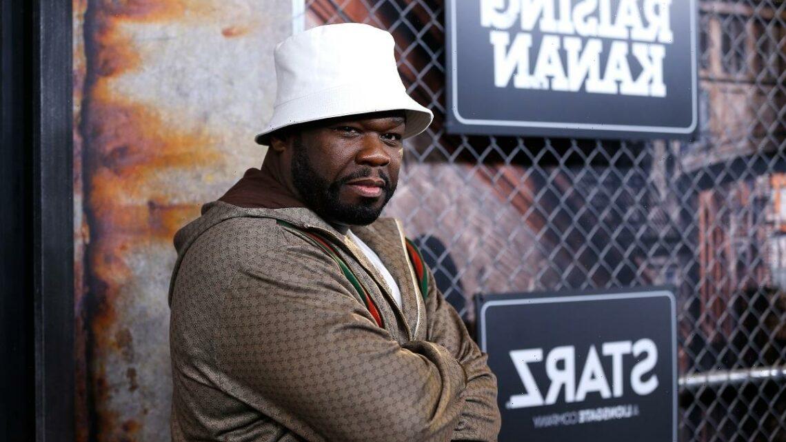 50 Cent Said Sharon Osbourne Gave Him His Nickname