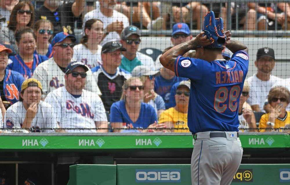 'I sucked today:' Mets' Taijuan Walker comes clean on bizarre play