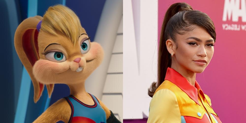 'Space Jam: A New Legacy' Director Says Zendaya Is the Embodiment of Lola Bunny