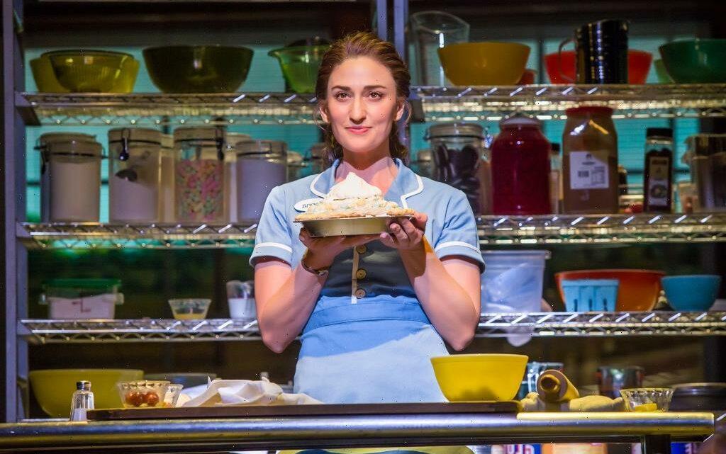 'Waitress' Sets Broadway Return With Composer Sara Bareilles To Star