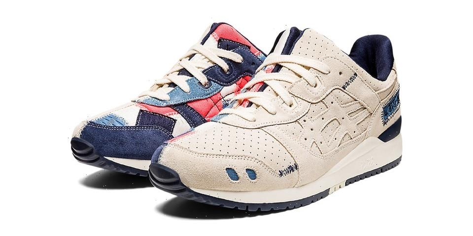 """ASICS Utilises Leftover Materials to Craft Upcoming """"Patchwork Pack"""""""
